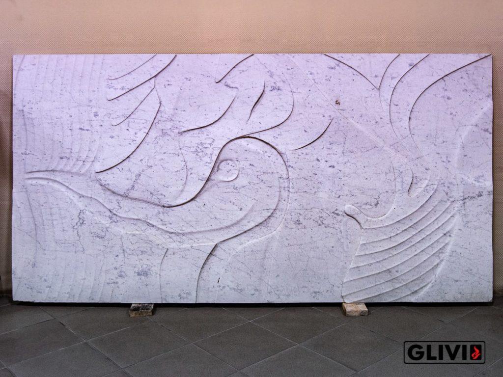 Изображение для статьи по Монтажу изделий из натурального камня от Гливи, сделано для сайта Гливи Бел, фото 4