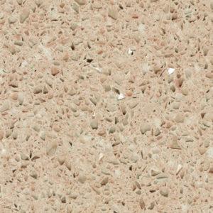 кварцевый композитный камень, композит кварца Fresh rose , фото 1