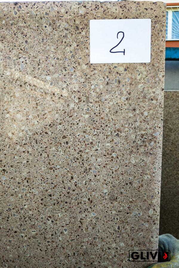 Кварцевый камень, композит кварца monterey , изображение, фото 2