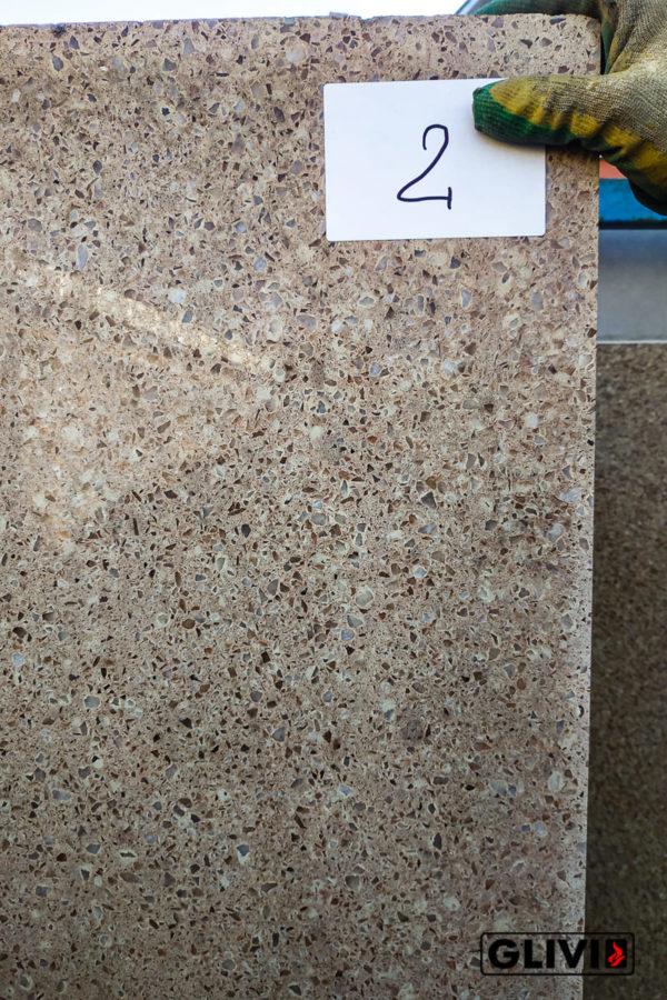 Кварцевый камень, композит кварца monterey , изображение, фото 4