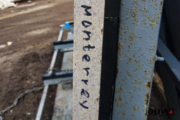 Кварцевый камень, композит кварца monterey , изображение, фото 9