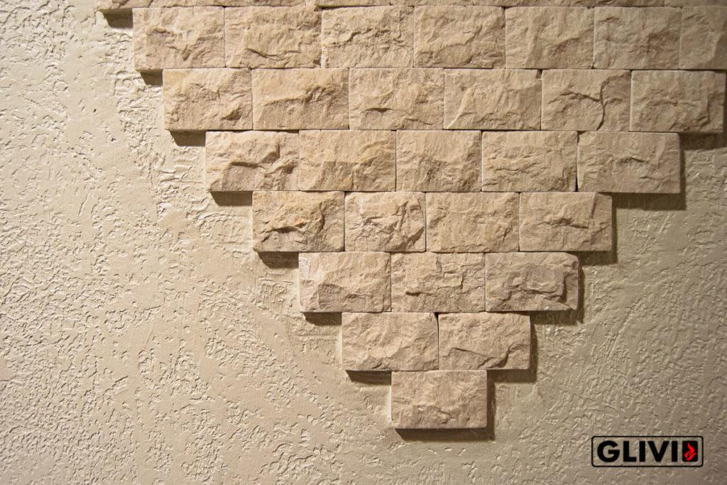 Бучардированная поверхность камня от Гливи, статья, фото 9