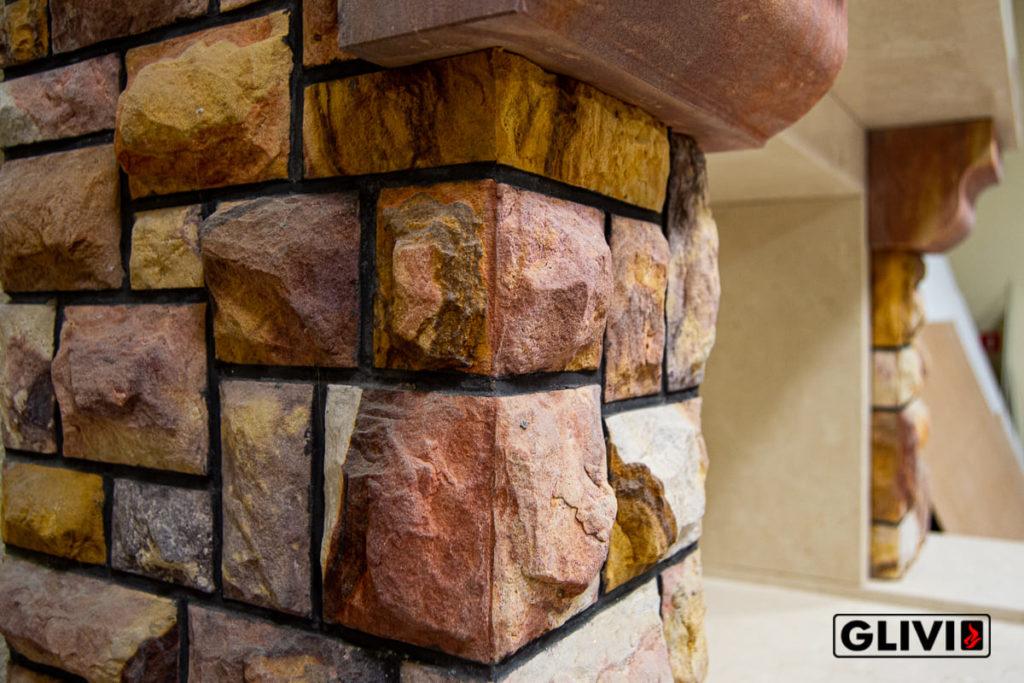 Натуральный скол поверхность камня от Гливи, статья, фото 7