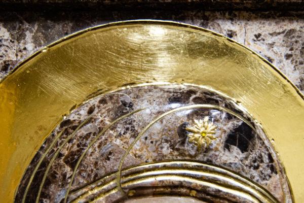 Икона Казанской Божией Матери № 3-12-8 из мрамора, камня, от Гливи, фото 6