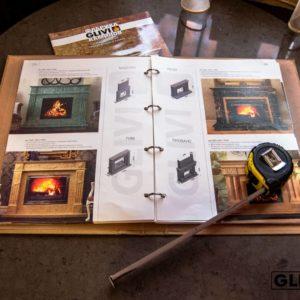 Монтаж изделий из камня от Гливи