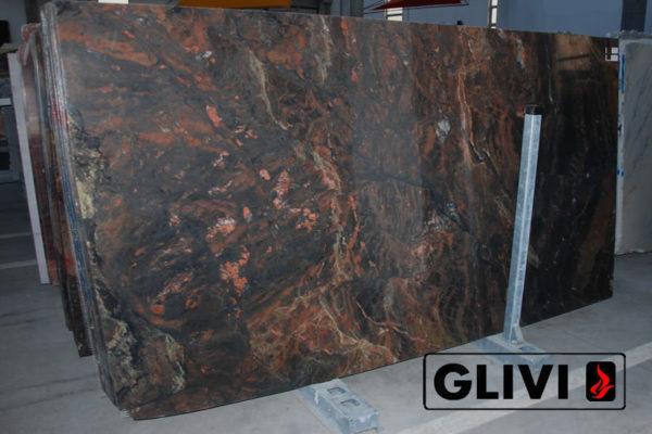 Натуральный камень, природный гранит Capolovare от Гливи, фото 3