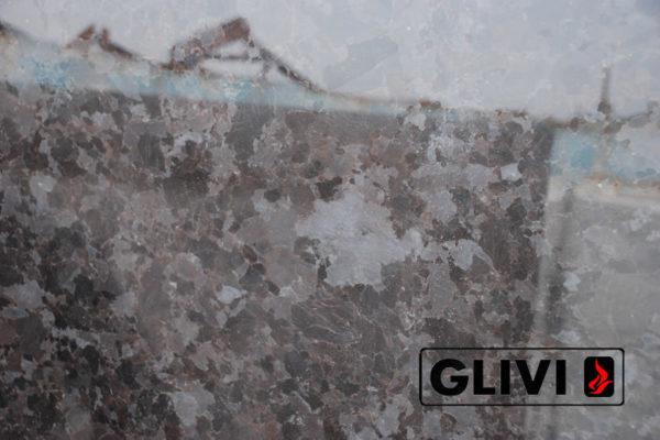 Натуральный камень, природный гранит Antic Brown от Гливи, фото 3