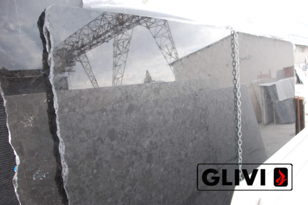 Натуральный камень, природный гранит Antic Brown от Гливи, фото 1