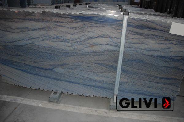 Натуральный камень, природный гранит Azul Macaubas от Гливи, фото 3