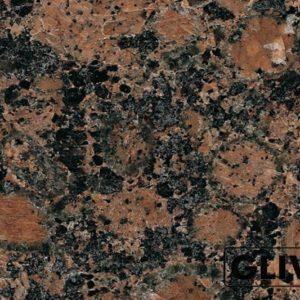 Натуральный камень, природный гранит Baltic Brown от Гливи, фото 2