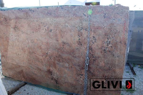 Натуральный камень, природный гранит Bordeaux от Гливи, фото 2