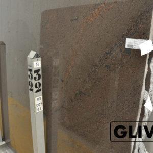 Натуральный камень, природный гранит Brown Ice от Гливи, фото 3
