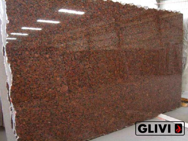 Натуральный камень, природный гранит Carmen Red от Гливи, фото 2
