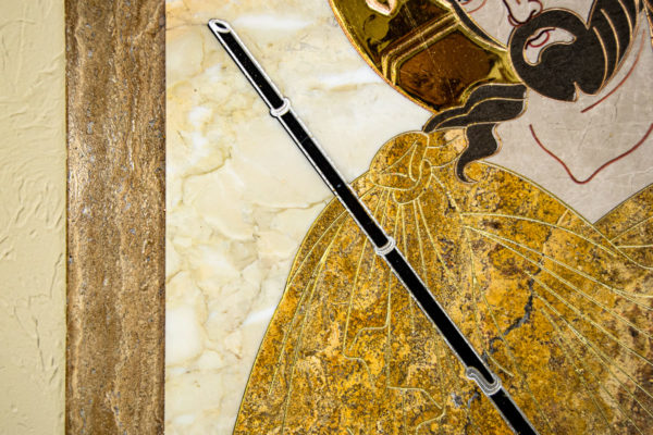 Икона Царь Иудейский № 1-12-2 из камня, Гливи, фото 9