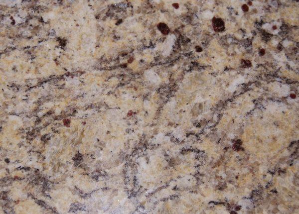 Натуральный камень, природный гранит Giallo Cecilia от Гливи, фото 2