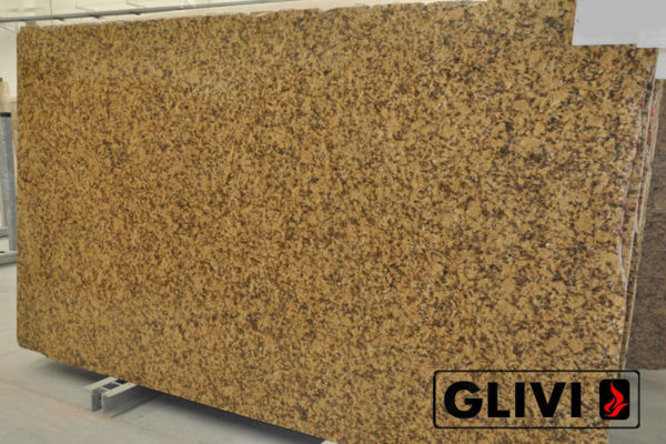 Натуральный камень, природный гранит Giallo Veneziano от Гливи, фото 1