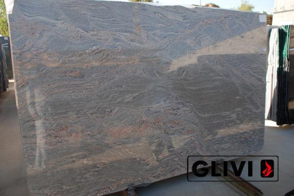 Натуральный камень, природный гранит Juparana Colombo от Гливи, фото 3
