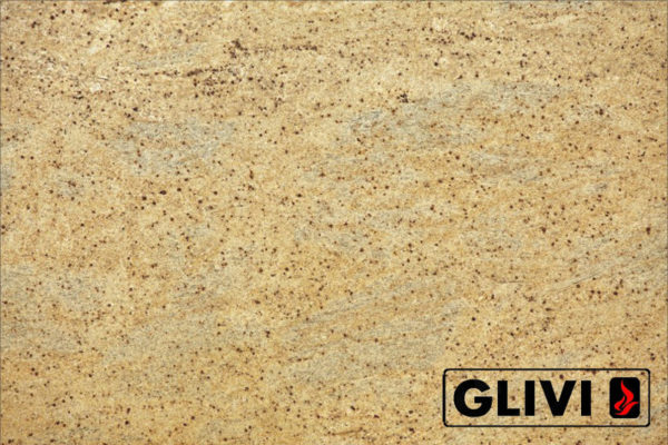 Натуральный камень, природный гранит Kashmir Gold от Гливи, фото 6