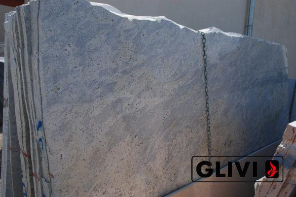 Натуральный камень, природный гранит Kashmir White от Гливи, фото 2