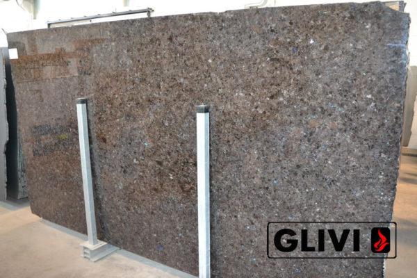 Натуральный камень, природный гранит Labrador Antic от Гливи, фото 1