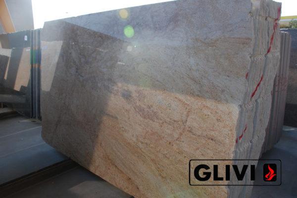 Натуральный камень, природный гранит Madura Gold от Гливи, фото 2