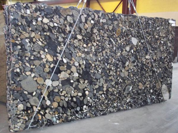 Натуральный камень, природный гранит Morgan Black от Гливи, фото 3