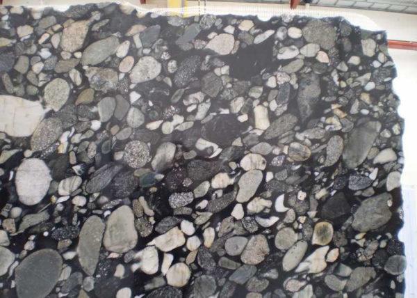 Натуральный камень, природный гранит Morgan Black от Гливи, фото 1