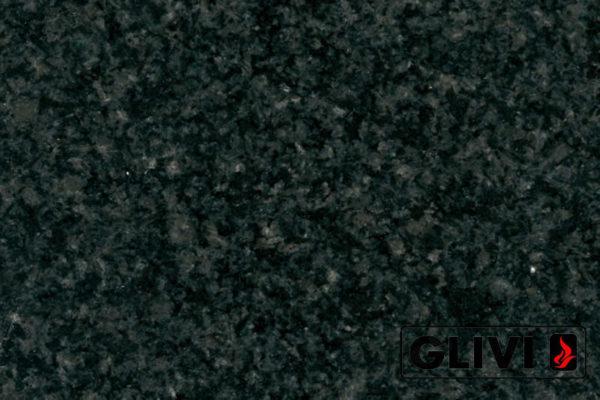 Натуральный камень, природный гранит Nero Impala от Гливи, фото 3
