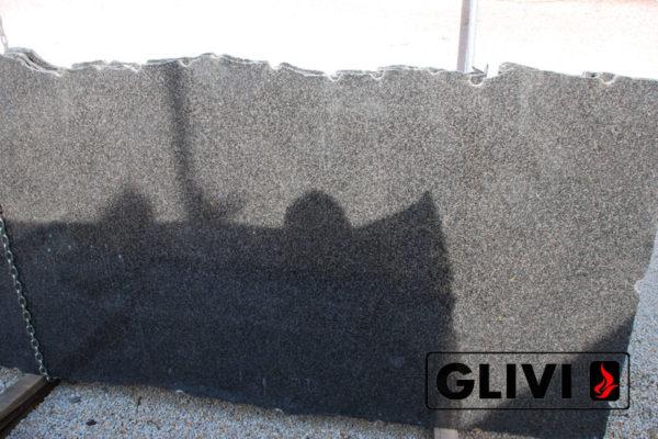 Натуральный камень, природный гранит Nero Impala от Гливи, фото 1