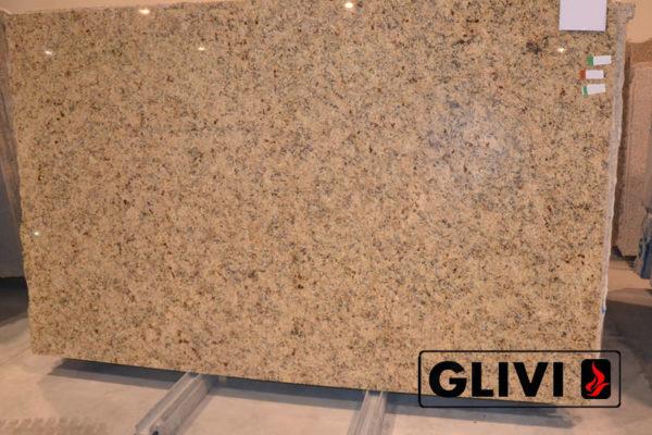 Натуральный камень, природный гранит Oro Brazil от Гливи, фото 1