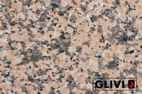 Натуральный камень, природный гранит Rosa Porino от Гливи, фото 2