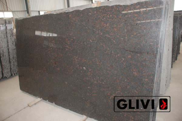 Натуральный камень, природный гранит Tan Brown от Гливи, фото 1