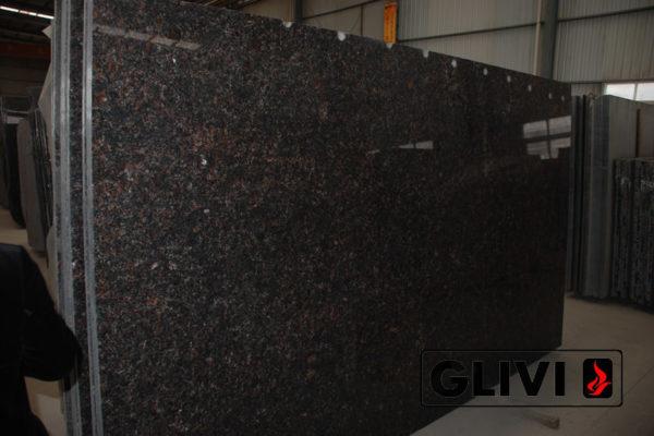 Натуральный камень, природный гранит Tan Brown от Гливи, фото 2
