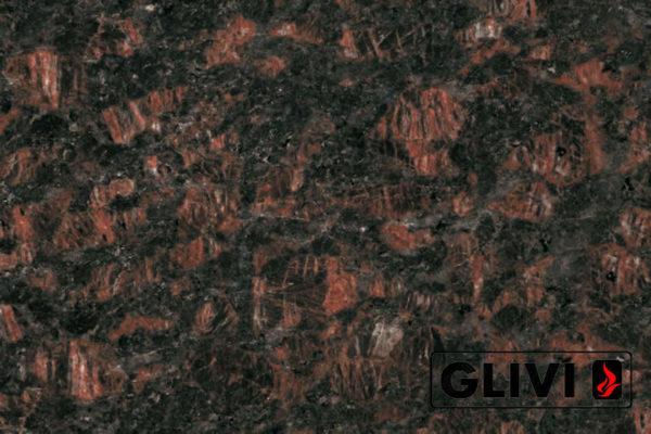 Натуральный камень, природный гранит Tan Brown от Гливи, фото 3