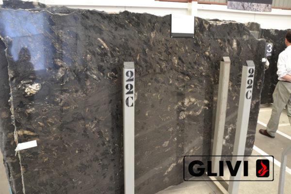 Натуральный камень, природный гранит Titanium от Гливи, фото 2