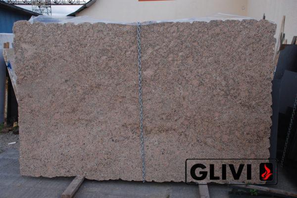Натуральный камень, природный гранит Venetian Gold от Гливи, фото 2