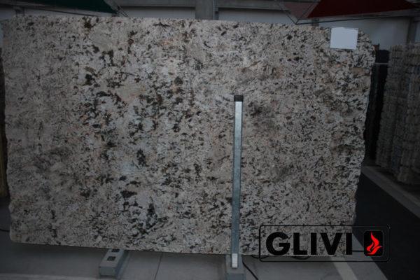 Натуральный камень, природный гранит Venus White от Гливи, фото 1