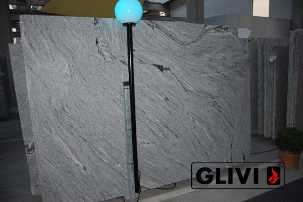 Натуральный камень, природный гранит Viscont White от Гливи, фото 2