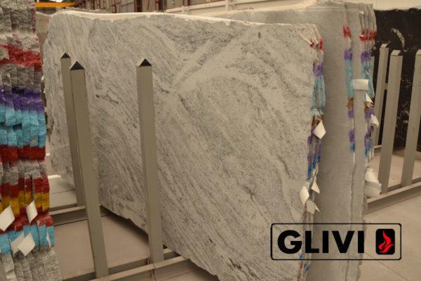 Натуральный камень, природный гранит Viscont White от Гливи, фото 3