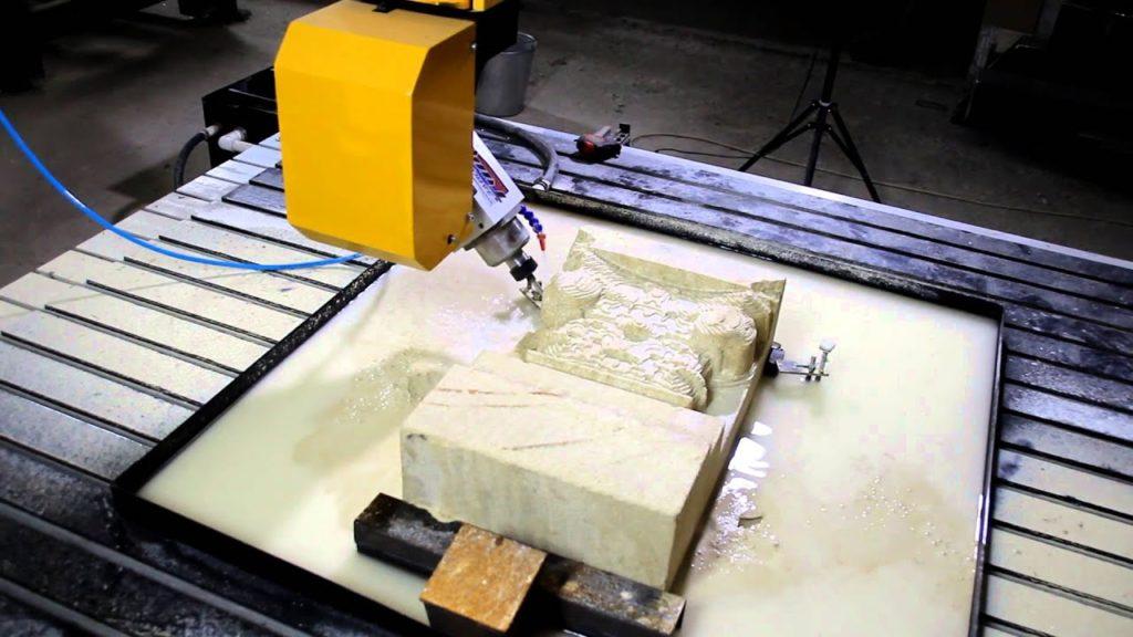 Услуга изготовление изделий из камня от Гливи. Новейшее оборудование.