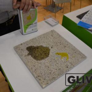 Средство для защиты и ухода за натуральным камнем TWINS TV , фото 1