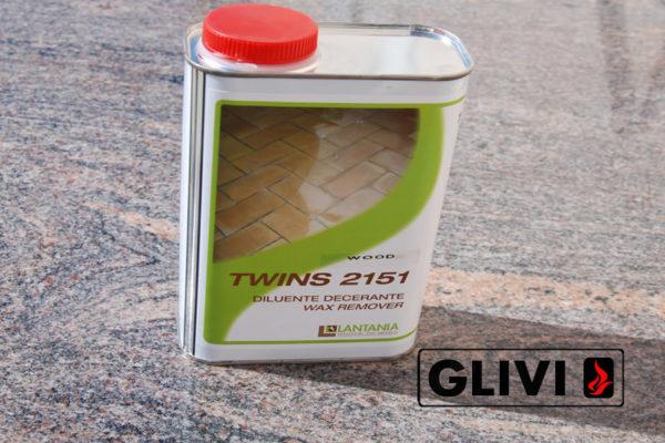 Средство для защиты и ухода за натуральным камнем TWINS 2151 , фото 1