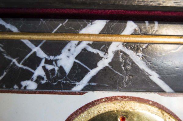 Икона Владимирской Божией Матери № 5 из мрамора, камня, от Гливи, фото 7