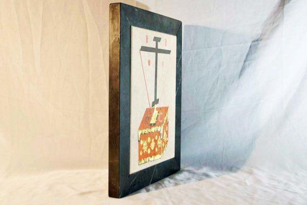 Икона Владимирской Божией Матери № 5 из мрамора, камня, от Гливи, фото 14