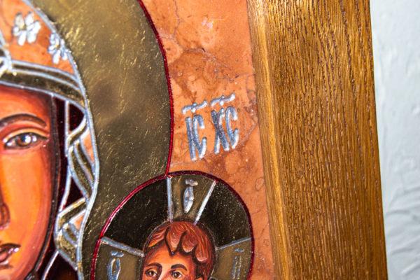 Ченстоховская икона № 3-07, изображение, фото 4