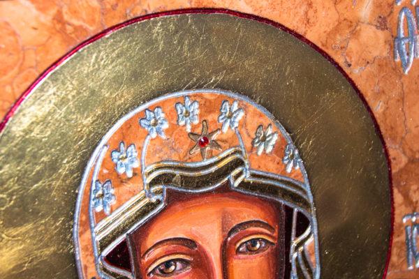 Ченстоховская икона № 3-07, изображение, фото 5