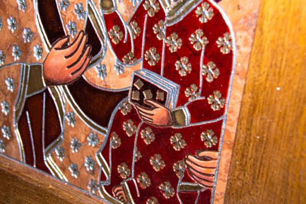 Ченстоховская икона № 3-07, изображение, фото 7