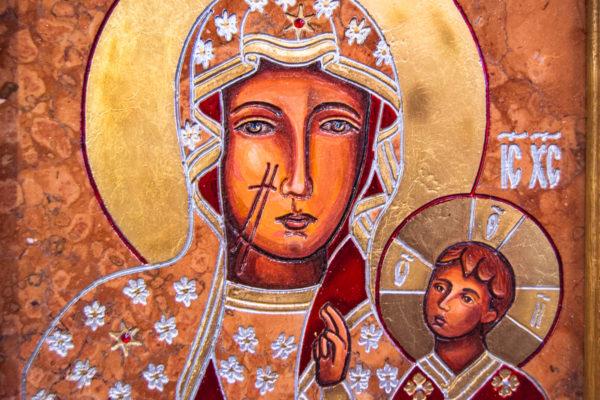 Ченстоховская икона № 3-07, изображение, фото 9