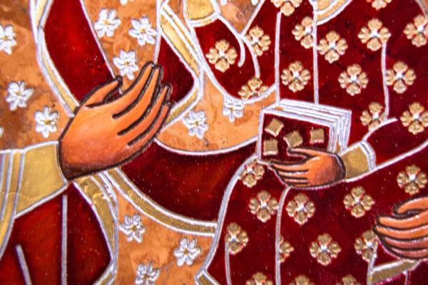 Ченстоховская икона № 3-07, изображение, фото 10