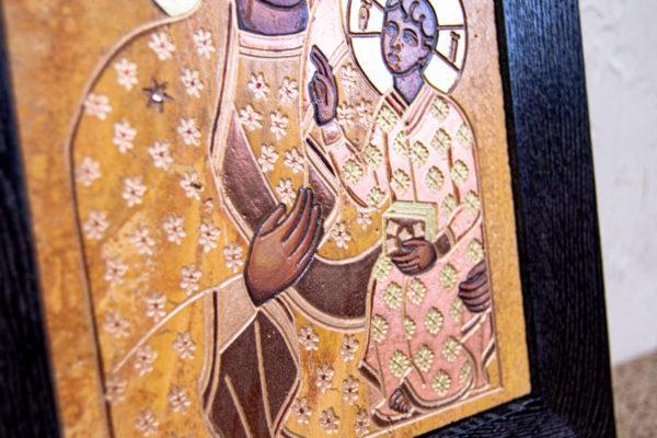 Ченстоховская икона № 3-06, изображение, фото 2